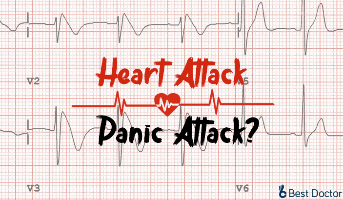 Heart Attack or Panic Attack?
