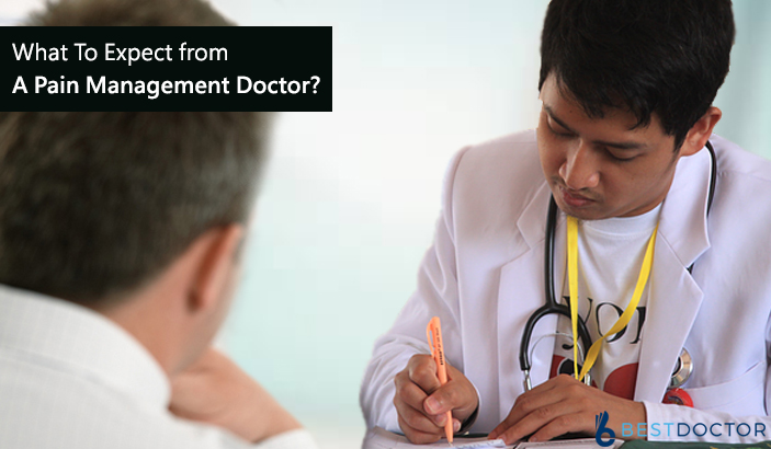 What To Expect From A Pain Management Doctor?