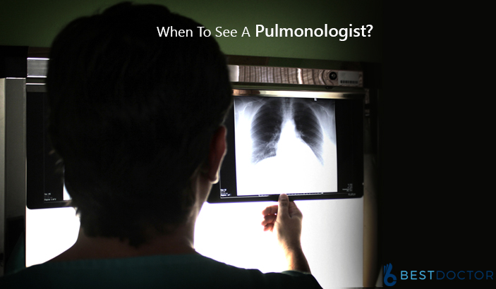 When To See A Pulmonologist?