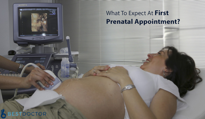 What To Expect At First Prenatal Appointment?