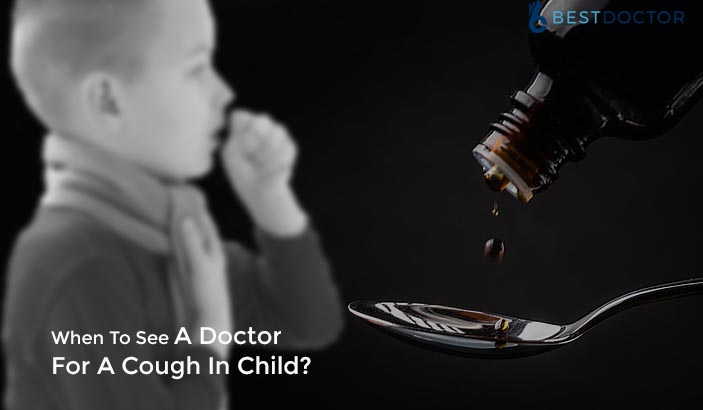 Cough In Children – When To See A Doctor?