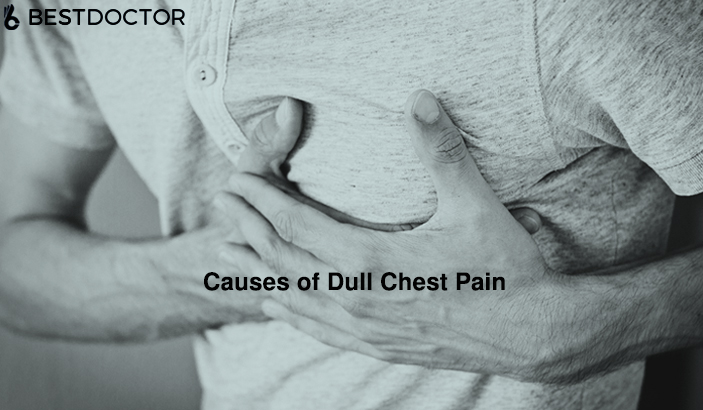 Causes Of Dull Chest Pain- Left Side, Right Side, or In The Middle