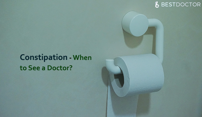 When To See A Doctor About Constipation?