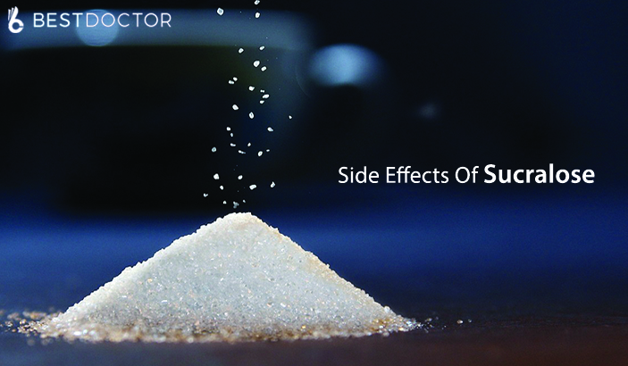 7 Unknown Side Effects Of Sucralose