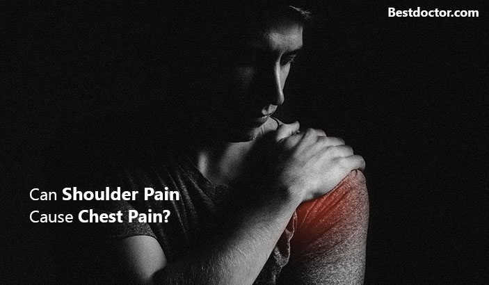 Can Shoulder Pain Cause Chest Pain?