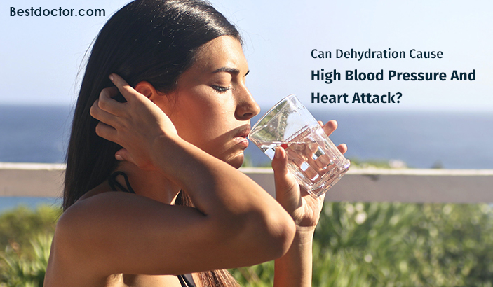 Effects Of Dehydration On Blood Pressure And Heart Rate