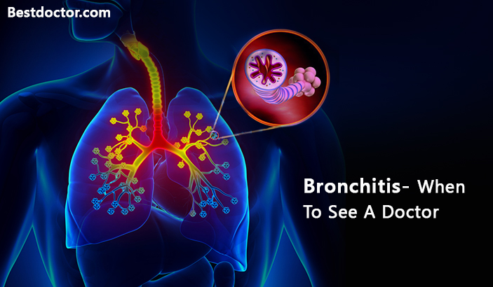 Bronchitis- When To See A Doctor