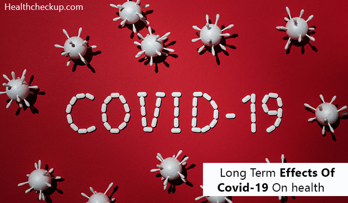 Long Term Effects Of Covid-19 On Health